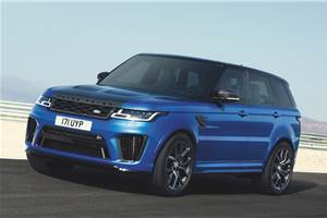 Range Rover Sport SVR, SVAutobiography facelifts bookings open