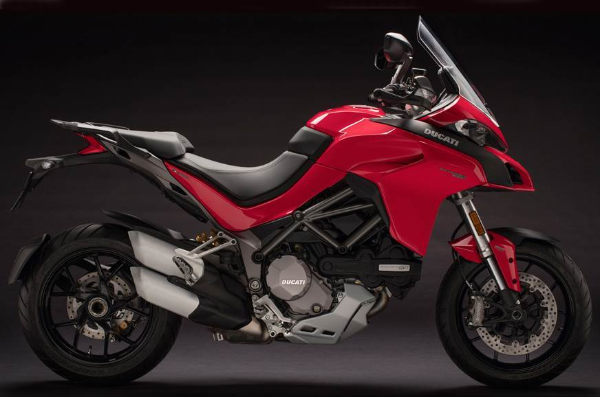 2018 Ducati Multistrada 1260 launched at Rs 15.99 lakh