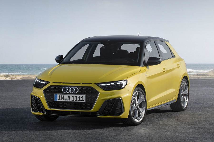 New Audi A1 Sportback unveiled
