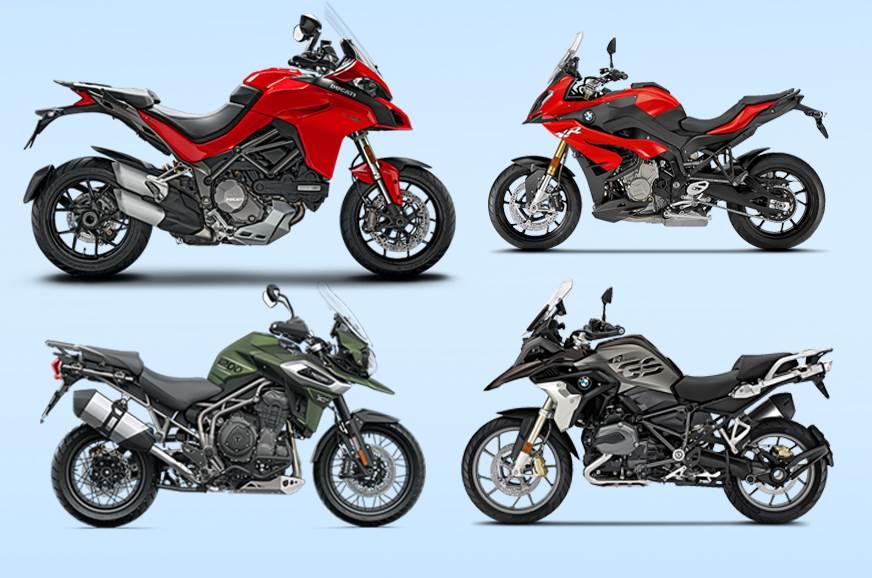 Ducati Multistrada 1260 vs rivals: Specifications comparison