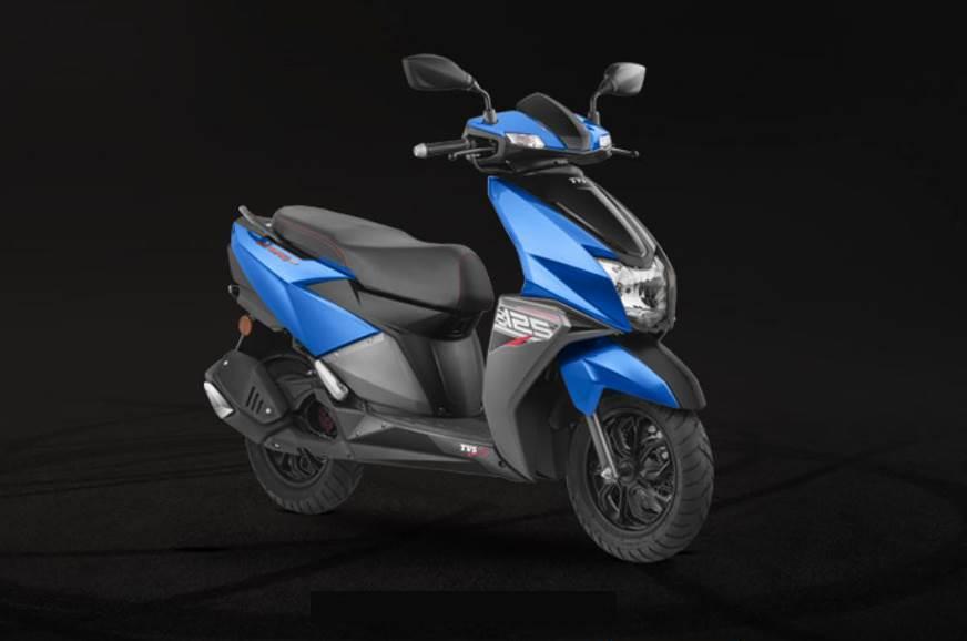 TVS Ntorq breaks into top 10 scooter sales list
