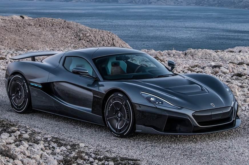 Porsche invests in Rimac for EV technology