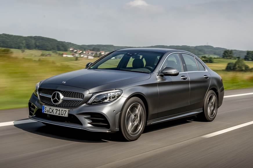 2018 Mercedes-Benz C-class facelift review, test drive
