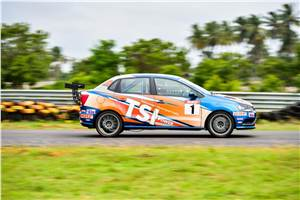 Volkswagen Ameo Cup kicks-off in Coimbatore