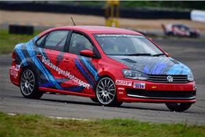 New Volkswagen Vento race car under development