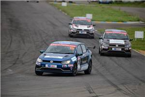 2018 Volkwagen Ameo Cup, Round 1: Mohite claims victory in the first race