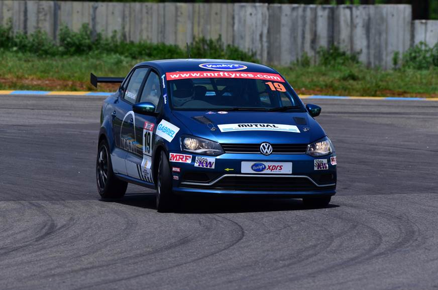 2018 VW Ameo Cup, Round 1: Mohite wins Race 2