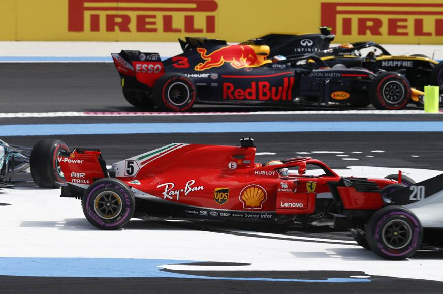 Hamilton reclaims championship lead with French GP win
