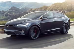 Tesla Model X P100D review, test drive