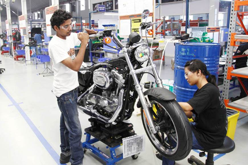 Harley-Davidson planning to move some production out of USA