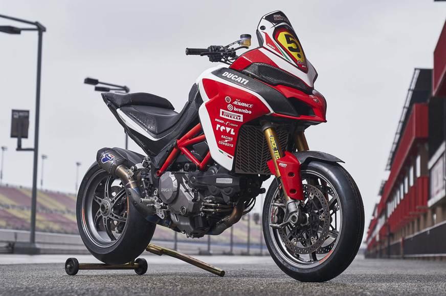 Ducati triumphs in heavyweight class at 2018 Pikes Peak