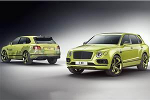 Bentley Bentayga Pikes Peak unveiled