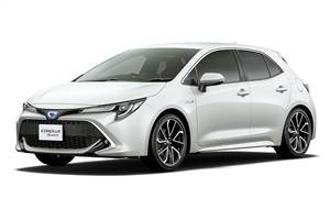 New Toyota Corolla Sport revealed