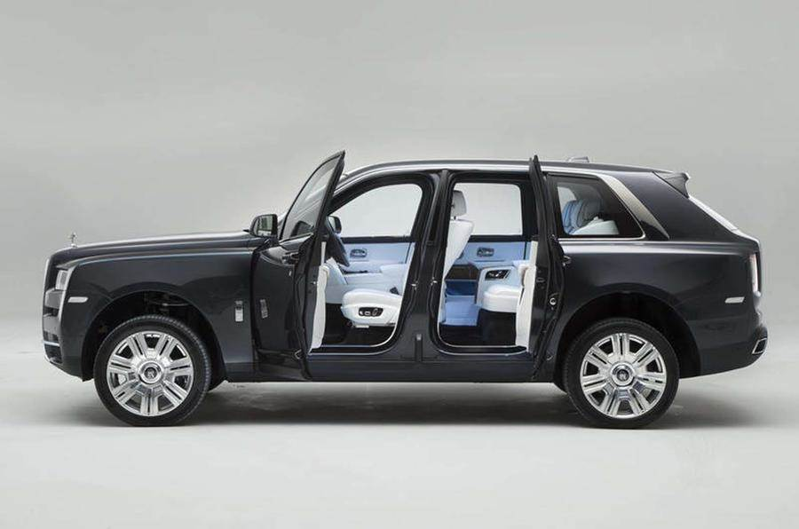 Rolls-Royce rules out smaller Cullinan