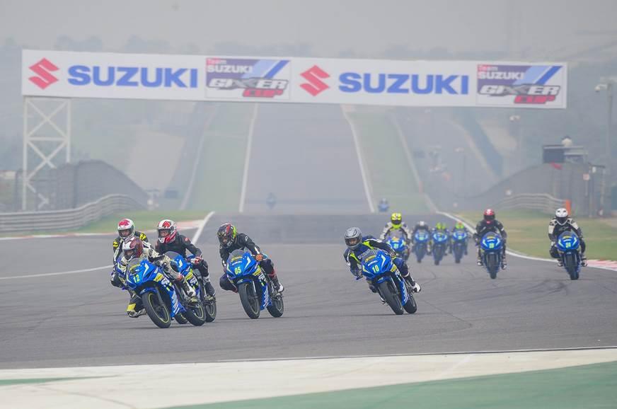 2018 Suzuki Gixxer Cup starts July 5