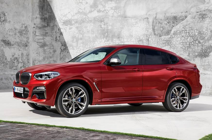 Bmw X4 Launch In India