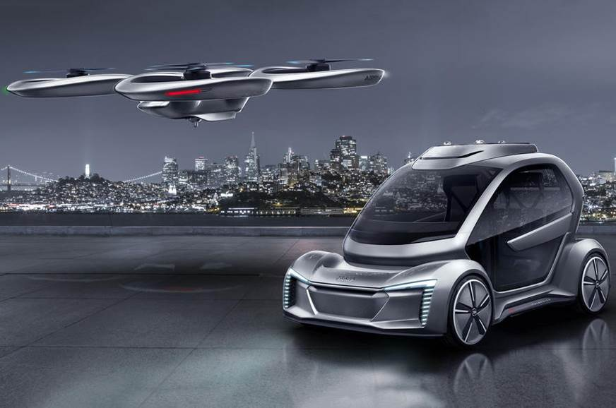 Audi-Airbus flying taxi gets approval from German government