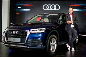 Audi Q5 petrol launched at Rs 55.27 lakh