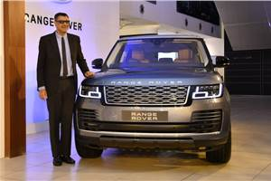 Range Rover, Range Rover Sport facelifts launched