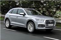 2018 Audi Q5 petrol India review, test drive