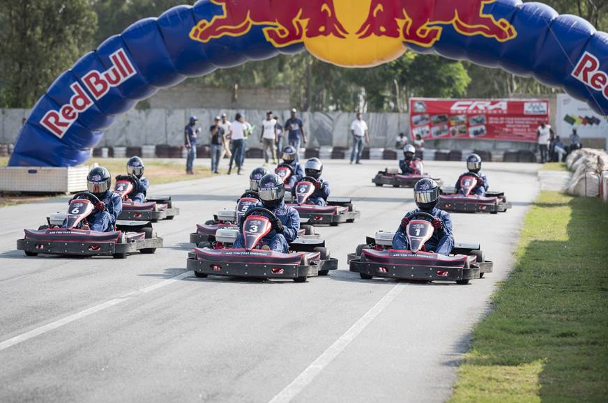 Red Bull Kart Fight returns to India in 2018