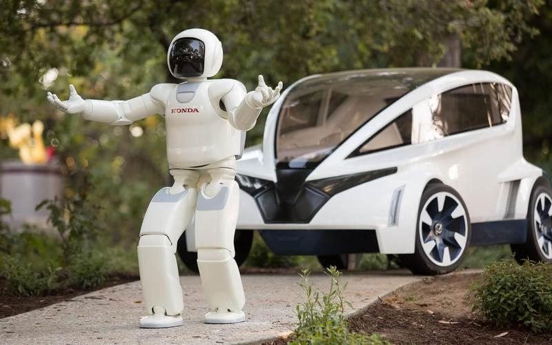Honda Asimo retires