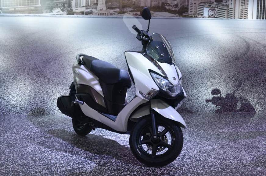 Suzuki Burgman Street India Launch On July 19 Autocar India