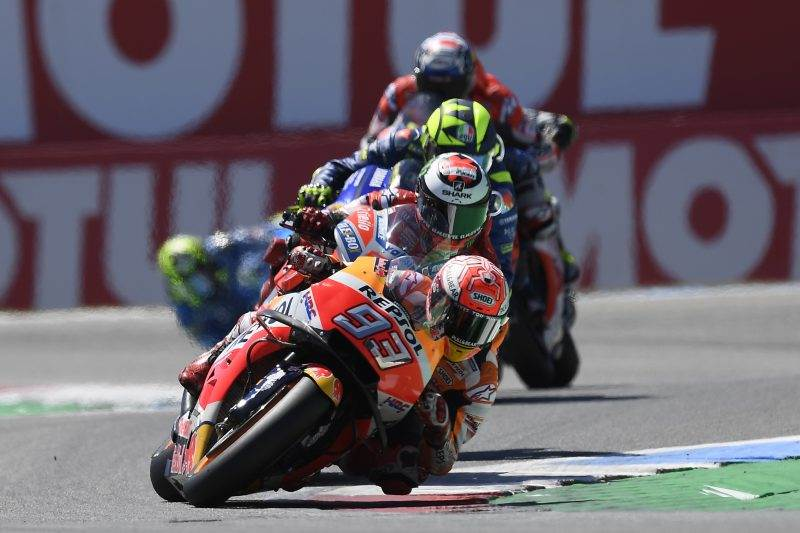 2018 Dutch MotoGP – Marquez wins Assen thriller