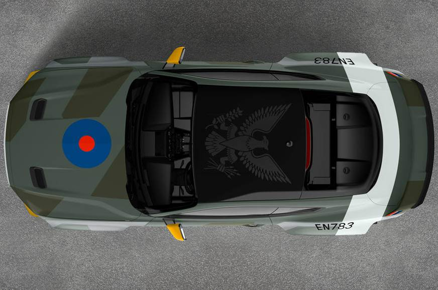 Ford Eagle Squadron Mustang GT to take on Goodwood hill climb