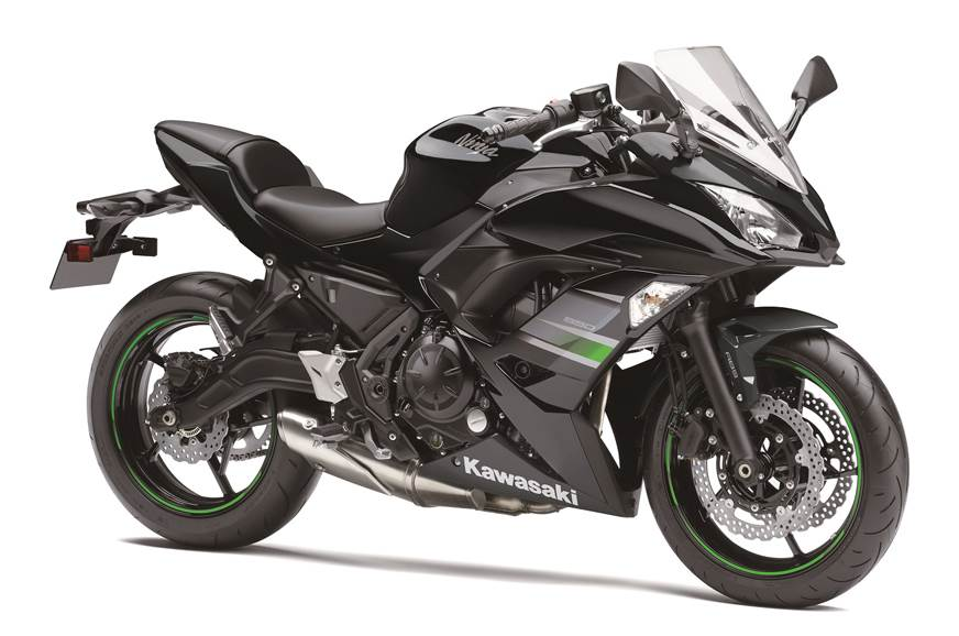 2019 Kawasaki Ninja 650 launched at Rs 5.49 lakh