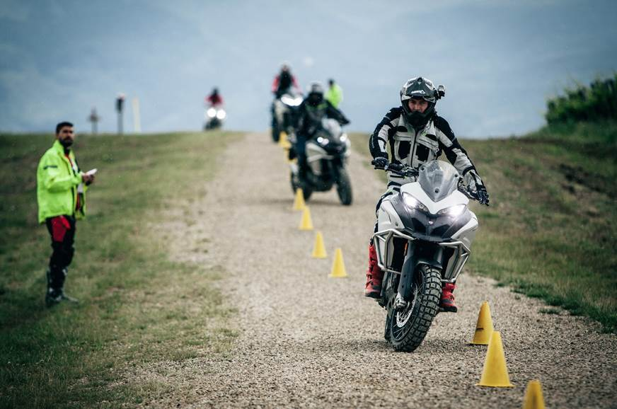 Ducati announces DRE Off-Road Days