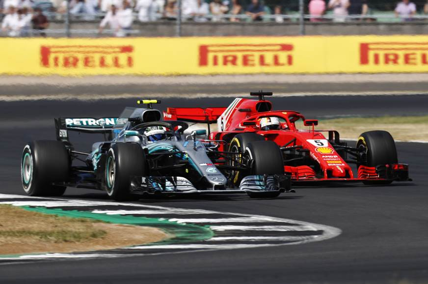 British GP: Vettel wins Silverstone thriller