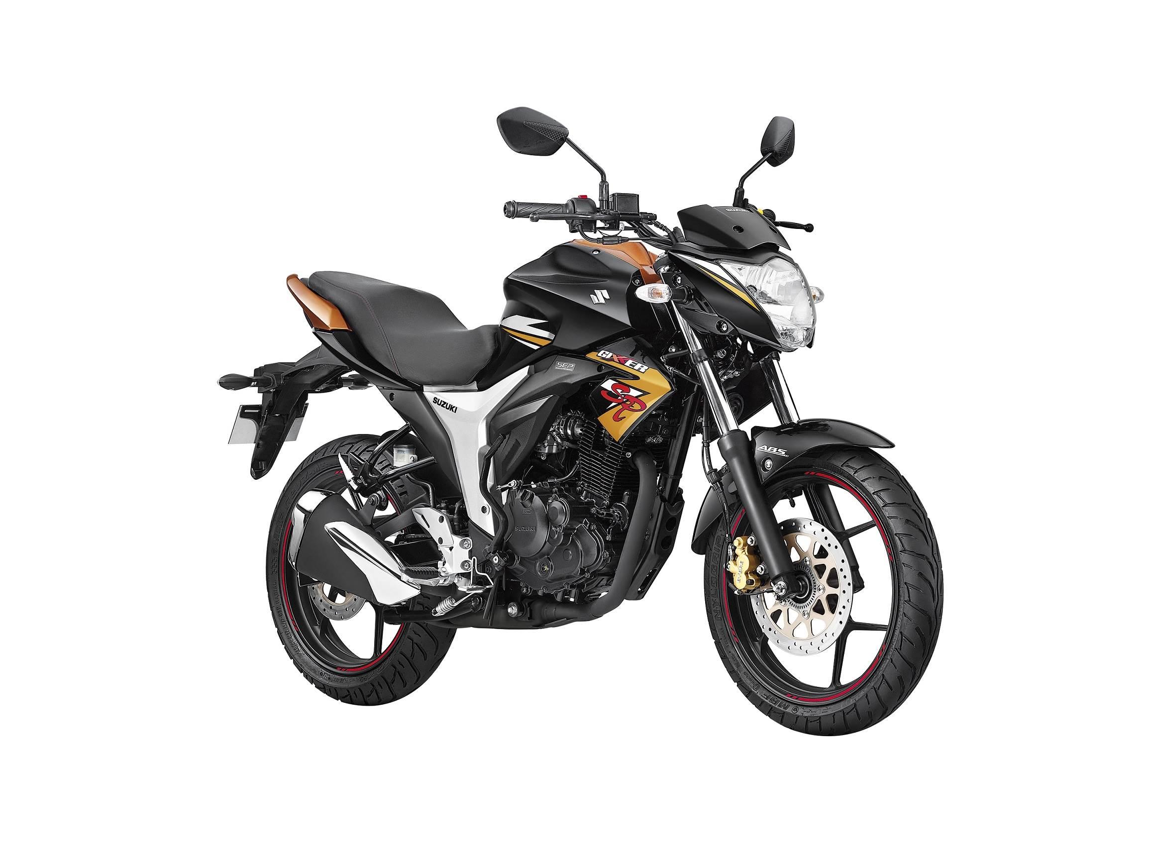 2018 Suzuki Gixxer SP and Gixxer SF SP launched