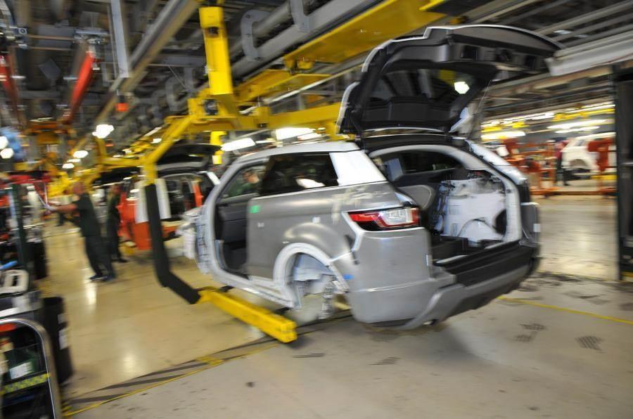 Jaguar Land Rover could exit UK over hard Brexit