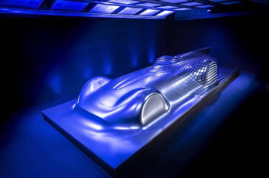 Mercedes-Benz EQ flagship concept previewed