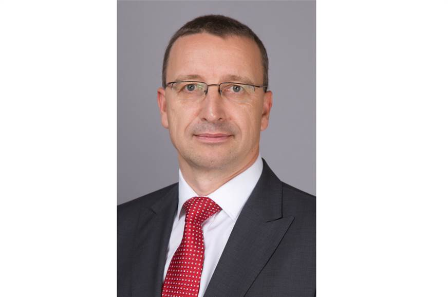 Martin Schwenk will take charge as MD and CEO of Mercedes...