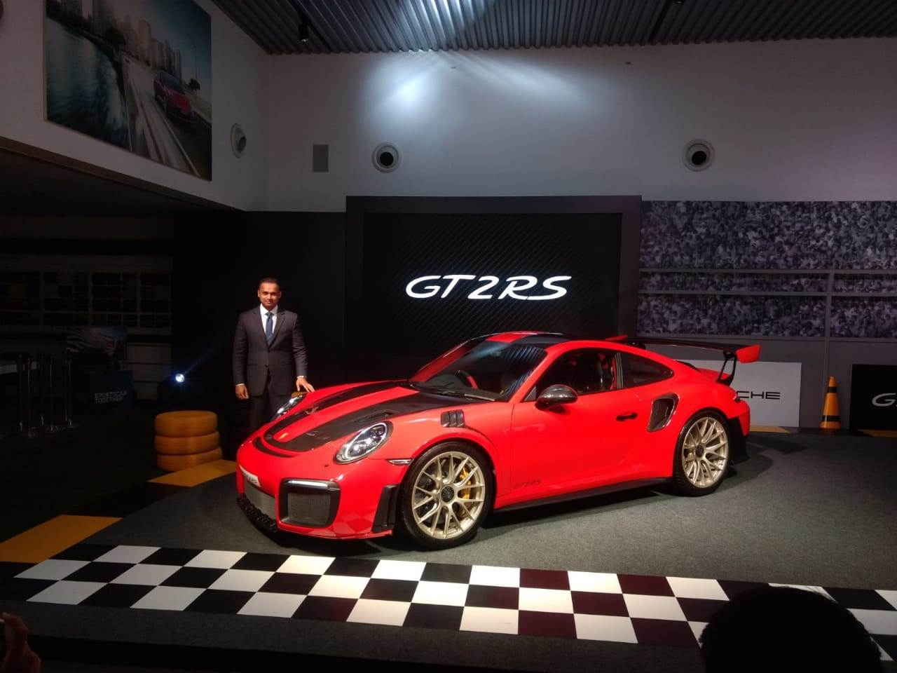 2018 Porsche 911 GT2 RS launched at Rs 3.88 crore