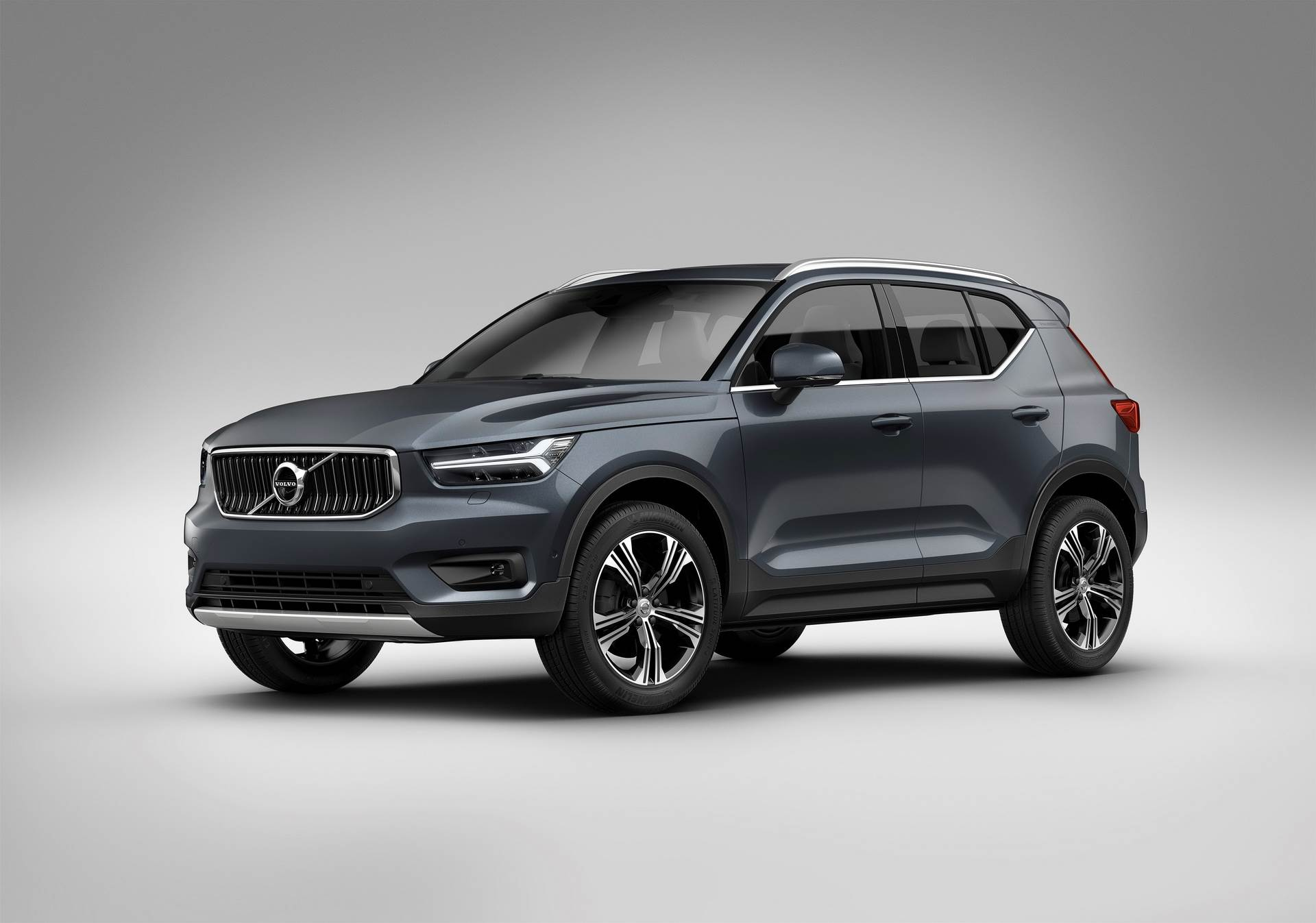 Volvo to expand XC40 line-up in India
