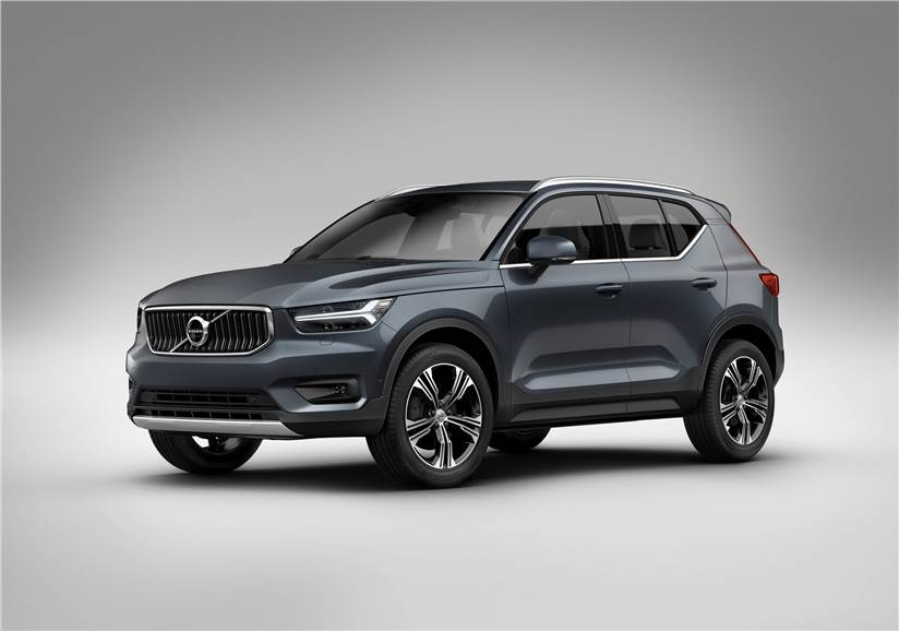 Volvo XC40 Inscription.