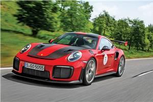 2018 Porsche 911 GT2 RS review, test drive