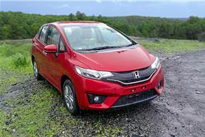 Updated India-spec Honda Jazz to get no styling changes