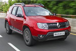 2018 Renault Duster petrol-CVT review, test drive