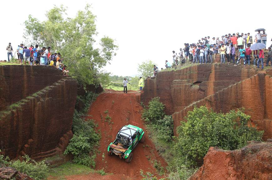 Isuzu Motors to sponsor 2018 Rainforest Challenge India