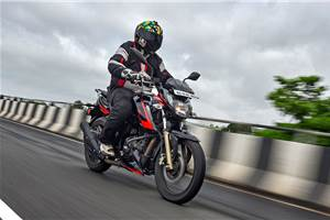 2018 TVS Apache RTR 200 4V Race Edition 2.0 review, test ride