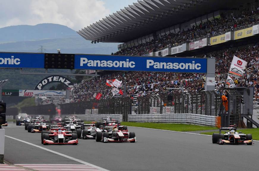 Super Formula: Cassidy takes maiden win
