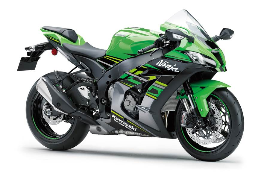 Locally assembled Kawasaki Ninja ZX-10R sold out