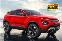 Tata Harrier SUV: 5 things to know