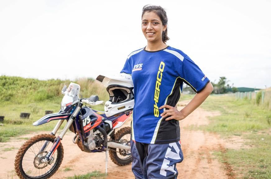 Aishwarya Pissay to compete in Baja Aragon 2018