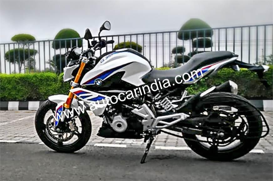 India-s-ec BMW G 310 R