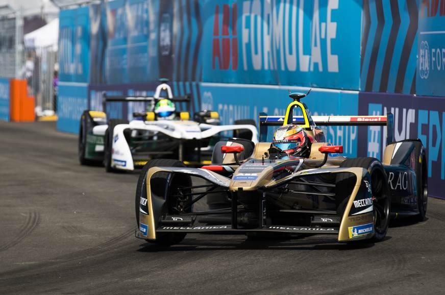 Formula E: Audi seize teams' title while Vergne win...